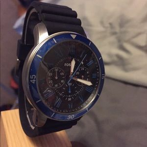 A brand new fossil watch
